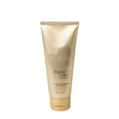 ALPINE SNOW WHITE THE ULTIMATE BRIGHTENING CLEANSING FOAM