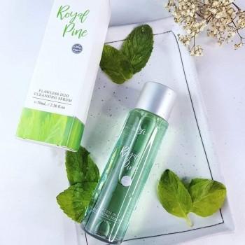 Royal Pine Flawless Duo Cleansing Serum