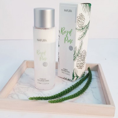 Royal Pine Duo Serum Toner