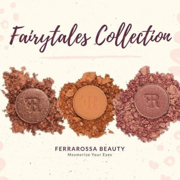 Ferrarossa Eyeshadow - Fairytales Collection