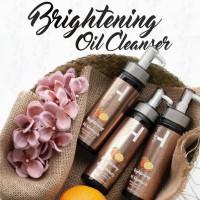 Brightening Oil Cleanser