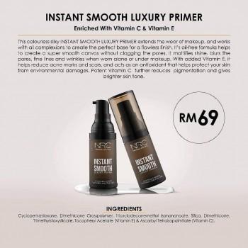 Instant Smooth Luxury Primer