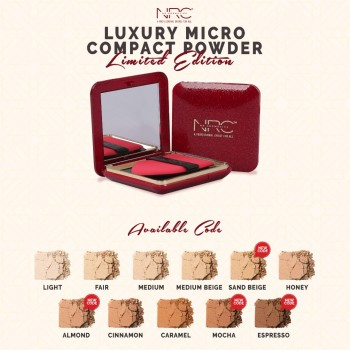 Luxury Micro Compact Powder (Limited Edition)