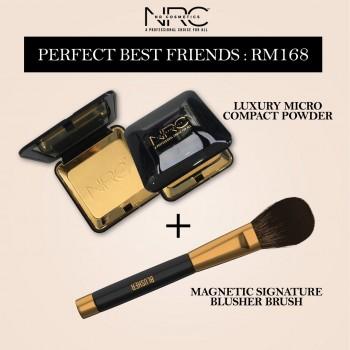 Luxury Micro Compact Powder