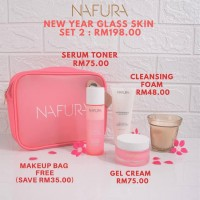 Nafura New Year Glass Skin Set 2