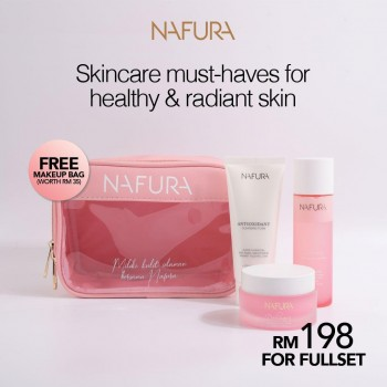Nafura New Year Glass Skin Set 2