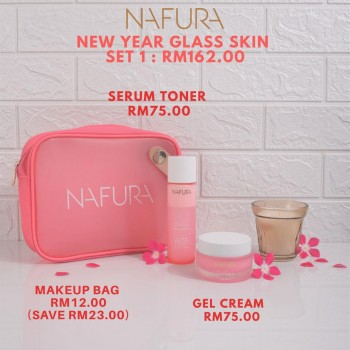 Nafura New Year Glass Skin Set 1