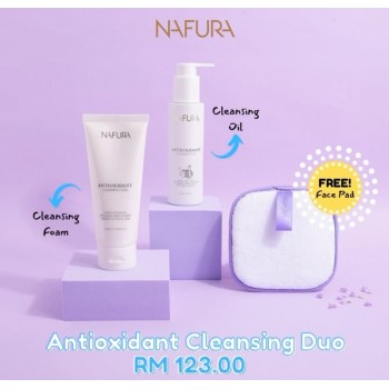 Antioxidant  Cleansing Duo