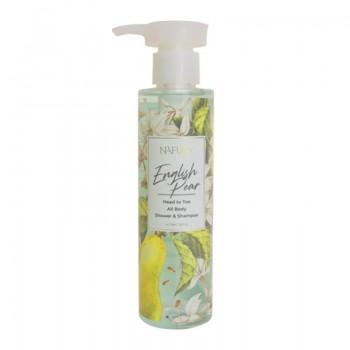 Nafura Shower & Shampoo - English Pear