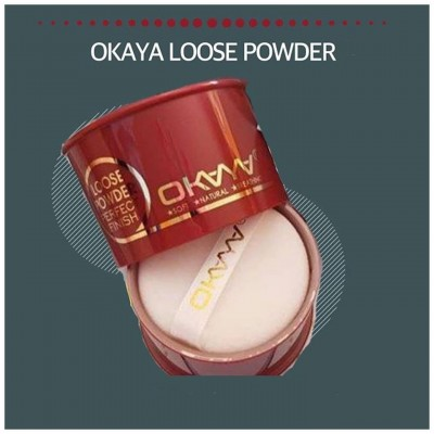 Okaya Loose Powder Perfect Finish