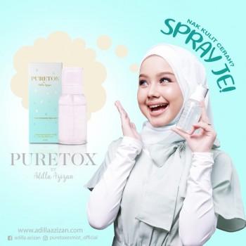 Puretox Brightening Skin Mist