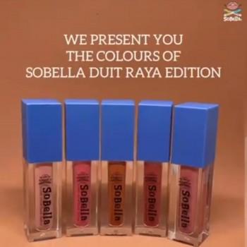Baby Sobella Duit Raya Edition