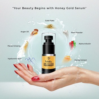 Honey Gold Serum