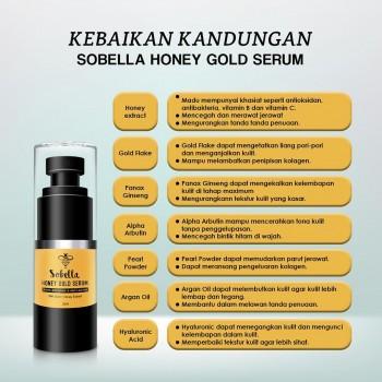 Honey Gold Serum